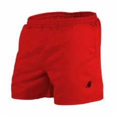 MIAMI SHORT (RED) [XL]