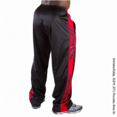 TRACK PANT (BLACK/TANGO RED) [S/M]