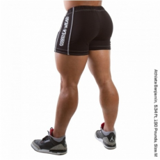HEAVY SHORTS (BLACK) [XXL]