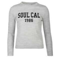 Soul Cal Kardigán SoulCal Logo női