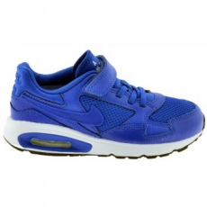 Nike Air Max ST gyerek sportcipő, Game Royal/Black, 27.5 (654290-401-10.5c)