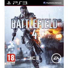Electronic Arts Battlefield 4 Essentials PS3 videójáték