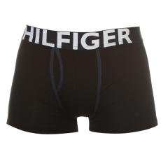 Tommy Hilfiger Contrast férfi boxeralsó fekete L
