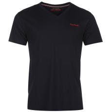 Pierre Cardin Cardin férfi V nyakú póló tengerészkék XXL