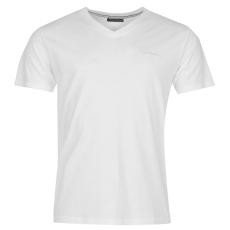 Pierre Cardin Cardin férfi V nyakú póló fehér M