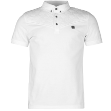 VOI Cutter férfi galléros póló fehér XL
