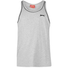 Slazenger Muscle férfi trikó szürke M