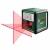Bosch Quigo III Plus keresztvonalas szintezőlézer