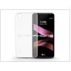 LG X Style szilikon hátlap - Ultra Slim 0,3 mm - transparent