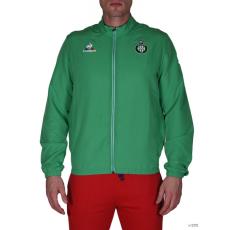 LecoqSportif Férfi Végigzippes pulóver ASSE Training Track Top M st etienne