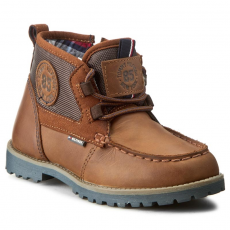 Tommy Hilfiger Bokacipő TOMMY HILFIGER - Houston Jr 5C FB56821697 Winter Cognac 906