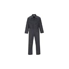(C813) Liverpool zip overall fekete