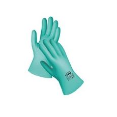 (Grebe Short) nitril védőkesztyű zöld