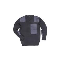 (B310) NATO pulóver sötétkék