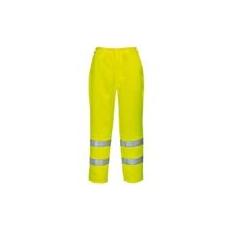 (E041) Jól láthatósági nadrág sárga hosszított