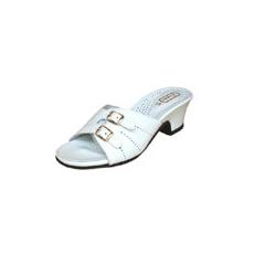 (Diana 403) női papucs fehér