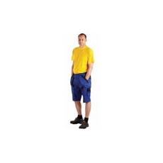(Max)  munkás rövidnadrág kék fekete