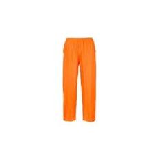 (S441) Classic esőnadrág narancs
