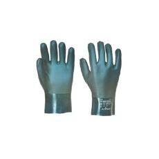 (A827) Duplán mártott PVC védőkesztyű