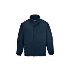 (F500) Yukon bélelt polár pulóver sötétkék