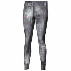 Asics Graphic női leggings nadrág, Abstract Paint, S (134495-1062-S)
