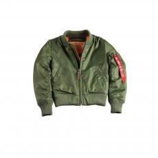 Alpha Industries Kids MA-1 VF 59 - sage green