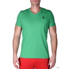 LecoqSportif Férfi Rövid ujjú T Shirt Sarno Tee SS M st etienne