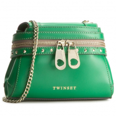 Twin-Set Táska TWIN-SET - Borsa AS7PW5 Grass Green 00822