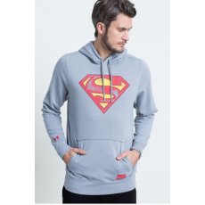 Under Armour Pulóver Retro Superman Triblend