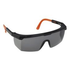 Portwest PW33 Klasszikus védőszemüveg (SÖTÉTÍTETT,FEKETE KERET)