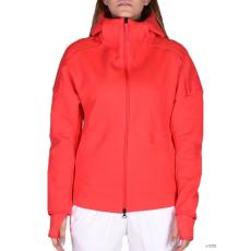 Adidas PERFORMANCE Női Végigzippes pulóver ZNE HOODY RAYRED