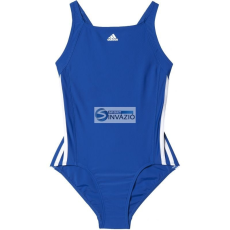 Adidas Strój kąpielowy adidas Infinitex Essence Core 3-Stripes Junior BP5447