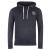 SoulCal Signature OTH férfi kapucnis pulóver sötétkék 3XL
