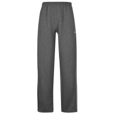 Slazenger Open Hem férfi egyenes szárú melegítő nadrág sötétszürke 3XL