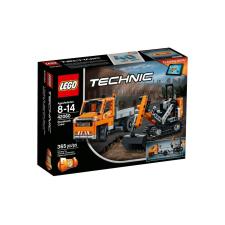 LEGO Technic Útépítő gépek 42060 lego