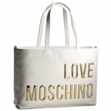 Love moschino Táska LOVE MOSCHINO - JC4080PP13LL0100 Bianco