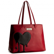 Love moschino Táska LOVE MOSCHINO - JC4097PP13LQ150A Rosso/Nero