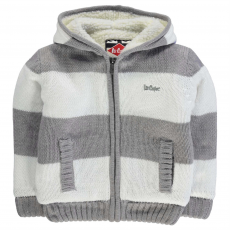 Lee Cooper Kabát Lee Cooper Stripe Lined gye.