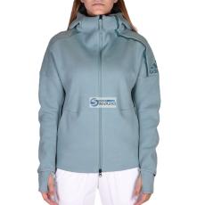 Adidas PERFORMANCE Női Végigzippes pulóver ZNE HOODY VAPSTE