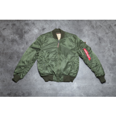 Alpha Industries Inc. Alpha Industries MA-1 VF 59 257 Dark Green