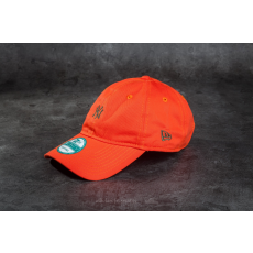 New Era Essential 9Forty Adjustable New York Yankees Cap Orange/ Olive