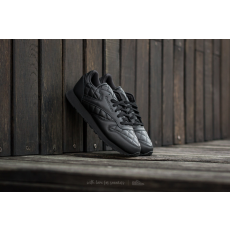 Reebok Classic Leather Quilted Black/ White