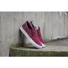 Supra Flow Burgundy/ White