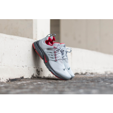 Nike Presto (GS) Wolf Grey/ Anthracite-Gym Red