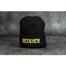 Footshop x YZO Beanie Black/ Yellow
