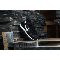 Nike Internationalist Mid Black/ White-White-Wolf Grey