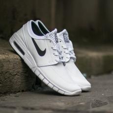 Nike Stefan Janoski Max L White/ Black