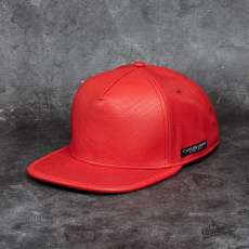 Cayler & Sons BL Pyramid Cap Red/ Red Snake