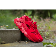 Nike Huarache Run (GS) University Red/ University Red-University