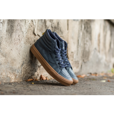 Vans Sk8-Hi Reissue Zip (Hiking) Navy/ Gum